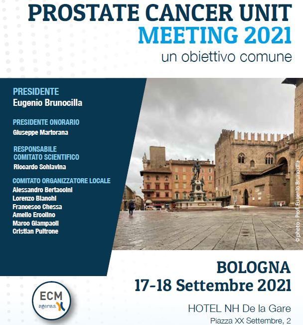 Prostate cancer unit meeting